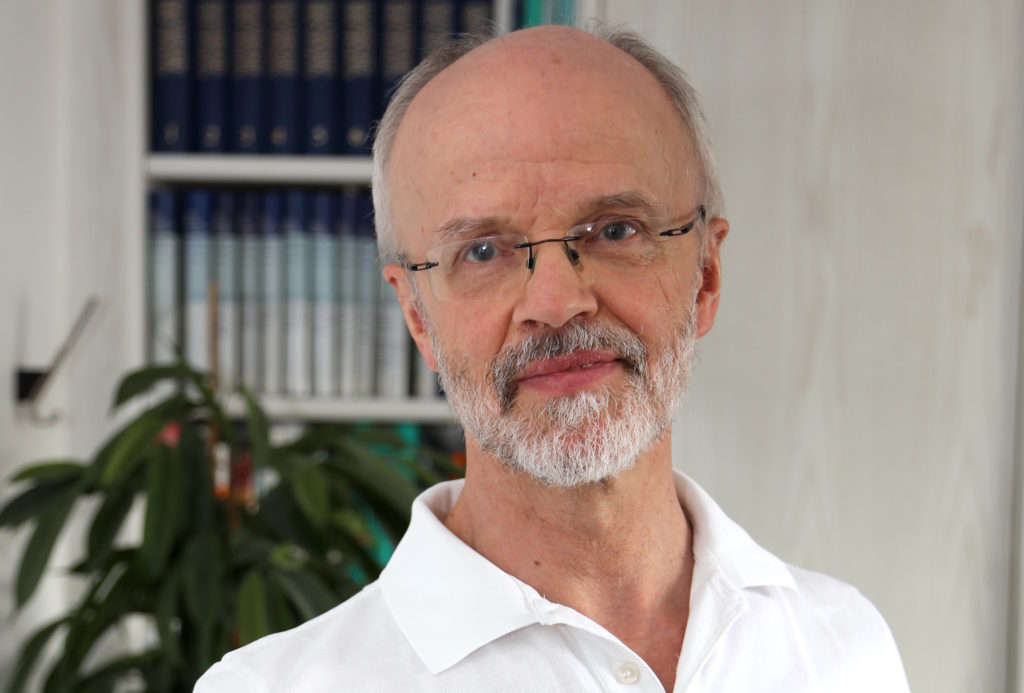 Dr. med. Ortwin Lüke - Leitender Arzt